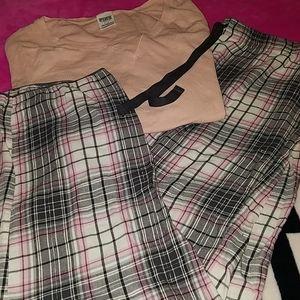 Victoria scert pajamas